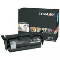 Lexmark T650H31E, Toner Cartridge Black, T650, T652, X651, X654- Original