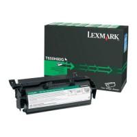 Lexmark T650H80G, Toner Cartridge HC Black, T650, T652, T654- Original
