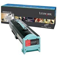 Lexmark X850H21G, Toner Cartridge HC Black, X850e, X852e, X854e- Original
