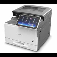 Rich MP C306ZSPF, Multifunction Laser Printer