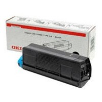 Oki 42804548, Toner Cartridge- Black, C5250, C5450, C5510, C5540- Genuine