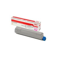 Oki 46507614, Toner Cartridge Magenta, C712- Original