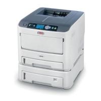 OKI C610DTN A4 Colour Laser Printer