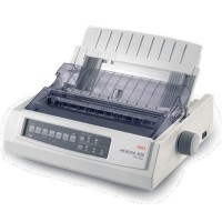 OKI ML3321 Dot Matrix Printer - ECO Version
