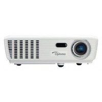 Optoma HD600X-LV HD-Ready Digital Light Processing Projector- White