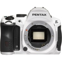 Pentax Imaging K-30 White Digital SLR - Body Only