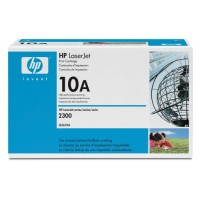 HP Q2610A, Toner Cartridge Black, 2300- Original