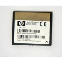 HP Q2635-60001, 32MB Firmware CF Card, Color LaserJet 4700- Original