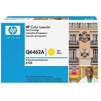 HP Q6462A, Toner Cartridge Yellow, 4730, CM4730, CM4753- Original