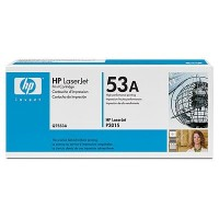 HP Q7553A, Toner Cartridge Black, P2014, P2015- Original