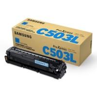 Samsung CLT-C503L/ELS, Toner Cartridge HC Cyan, C3010, C3060- Original