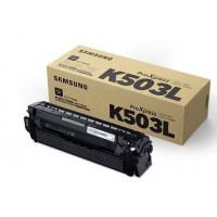 Samsung CLT-K503L/ELS, Toner Cartridge HC Black, C3010, C3060- Original