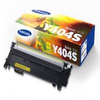 Samsung CLT-Y404S/ELS, Toner Cartridge Yellow, Xpress SL-C430, C480- Original