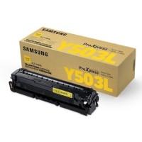 Samsung CLT-Y503L/ELS, Toner Cartridge HC Yellow, C3010, C3060- Original