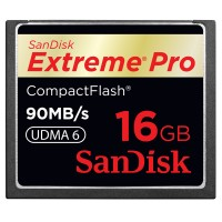 Sandisk 16GB Extreme Pro Compact Flash Card