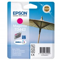 Epson C13T04434010, Ink Cartridge HC Magenta, C64, C66, CX3650, CX4600- Original