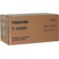 Toshiba T1600E, Toner Cartridge- Black, E-Studio 16, 20, 25, 160, 200, 250- Original