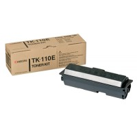Kyocera TK110E, Toner Cartridge- Black, FS1016, FS1116, FS720, FS820, FS920- Genuine