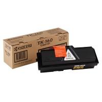 Kyocera Mita TK-160, Toner Cartridge Black, FS-1120D, ECOSYS P2035d- Original