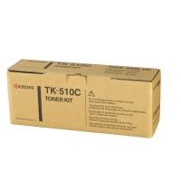 Kyocera Mita TK-510C, Toner Cartridge- Cyan, FS 5020, 5025, C5020, C5025, C5030- Original