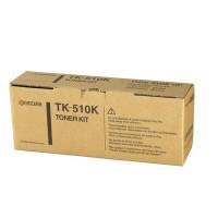 Kyocera Mita TK-510K, Toner Cartridge- Black, FS 5020, 5025, C5020, C5025, C5030- Original