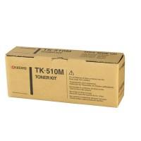 Kyocera Mita TK-510M, Toner Cartridge- Magenta, FS 5020, 5025, C5020, C5025, C5030- Original