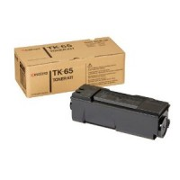 Kyocera TK65, Toner Cartridge- Black, FS3800, FS3820, FS3830- Genuine