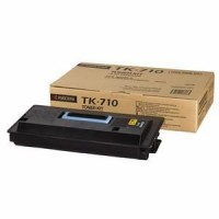 Kyocera TK710, Toner Cartridge- Black, FS9130, FS9530- Genuine