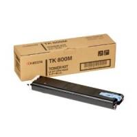 Kyocera Mita TK-800M, Toner Cartridge- Magenta, FS C8008N- Genuine
