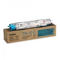 Brother TN-12C, Toner Cartridge Cyan, HL4200CN- Original