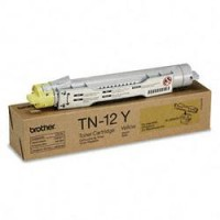 Brother TN-12Y, Toner Cartridge Yellow, HL4200- Original