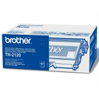 Brother TN2120, Toner Cartridge- HC Black, HL2150, 2170, DCP7030, 7040, MFC7320, 7440- Genuine