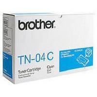 Brother TN-04C, Toner Cartridge Cyan, HL-2700CN, MFC-9420- Original