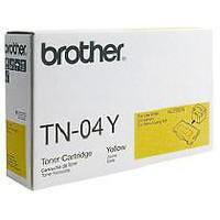 Brother TN-04Y, Toner Cartridge Yellow, HL-2700CN, MFC-9420- Original
