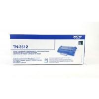 Brother TN3512, Toner Cartridge Extra HC Black, DCP-L5500, HL-L5000, L6400, L6900- Original