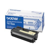 Brother TN7600, Toner Cartridge- Black, DCP8020, HL1650, 1850, MFC8820- Original