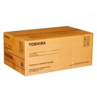 Toshiba D-6000, Developer - Black, E-Studio657- Genuine