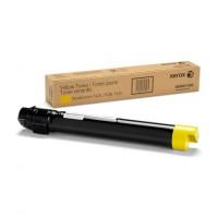 Xerox 006R01396, Toner Cartridge Yellow, WorkCentre 7425, 7428, 7435- Original