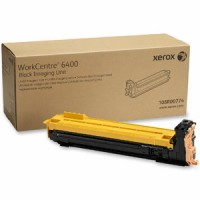 Xerox 108R00774 Drum Cartridge, WorkCentre 6400 - Black Genuine