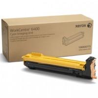 Xerox 108R00775 Drum Cartridge, WorkCentre 6400 - Cyan Genuine