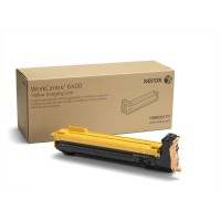 Xerox 108R00777 Drum Cartridge, WorkCentre 6400 - Yellow Genuine