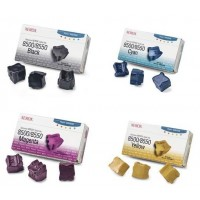 Xerox Phaser 8500, 8550 Solid Ink Sticks - Value Pack Genuine