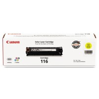 Canon 1977B001AA Toner Cartridge Yellow, Color ImageCLASS MF8050cn, MF8080Cw, LBP5050- Genuine