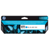 HP Officejet Pro X551dw Ink Cartridges - Cyan Genuine, CN622AE