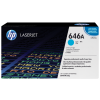 HP CF031A, Toner Cartridge Cyan, Laserjet Enterprise CM4540- Original