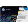 HP CF032A, Toner Cartridge Yellow, Laserjet Enterprise CM4540- Original