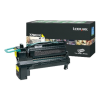 Lexmark X792X1YG, X792 Toner Cartridge 20k - Yellow