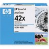 HP Q5942X, HP 4250, 4350 Toner Cartridge - HC Black,  42X - Genuine