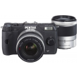 Pentax Imaging Q10 Digital System Camera Twin Kit
