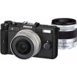 Pentax Imaging Q Twin Kit Camera - 8.5mm Prime + 5-15mm Zoom